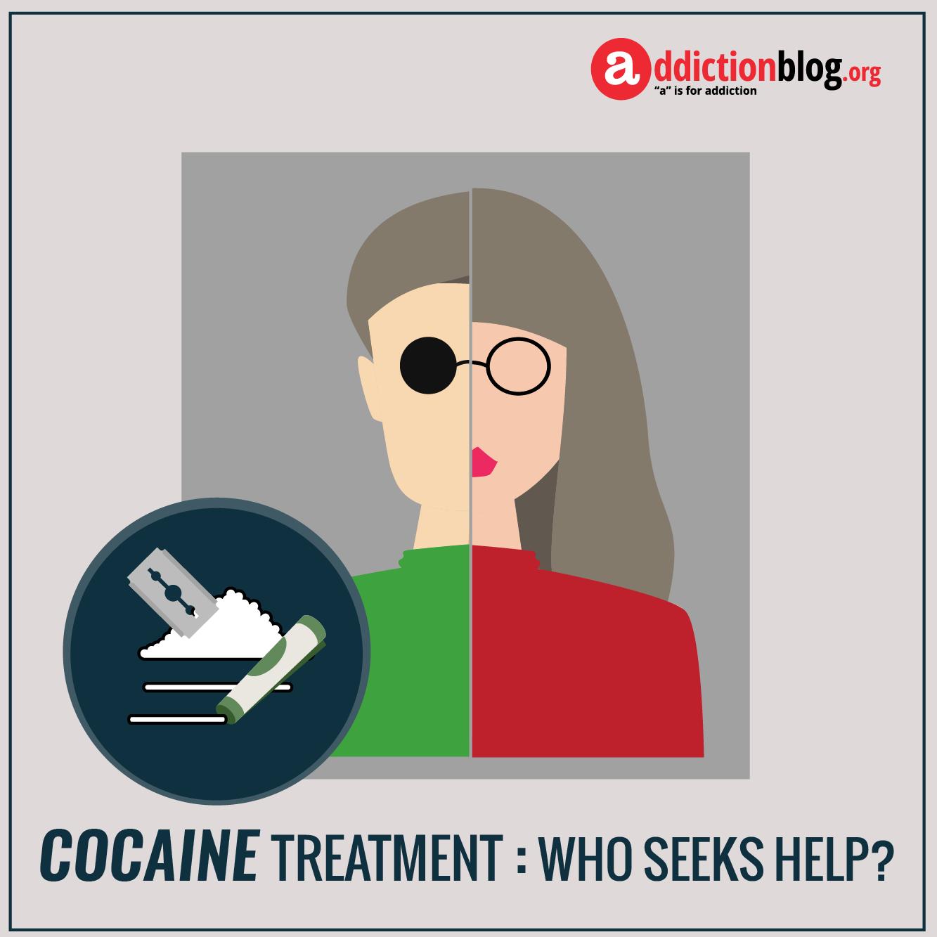 Cocaine addiction help: Who needs treatment? (INFOGRAPHIC)
