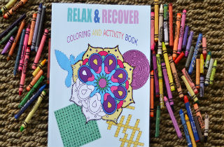 Coloring books for addiction recovery PRODUCT REVIEW