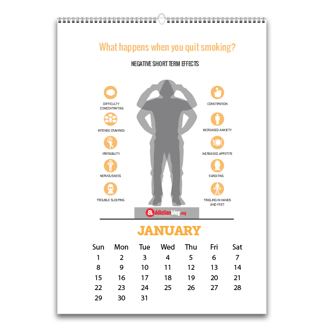 """Addiction Clinicians"" PRINTABLE Calendar"