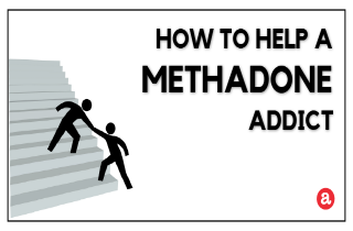 How to help a methadone addict?