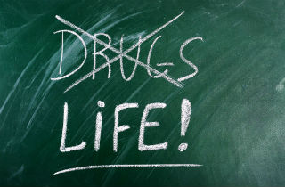 How to live a drug free life: Ways to support clients after