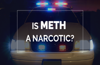 Is meth a narcotic?