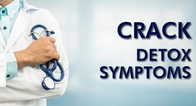 Crack detox symptoms