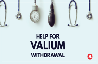 Help for Valium withdrawal