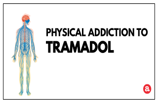 Physical addiction to tramadol