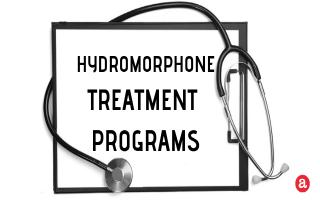 Hydromorphone Addiction Treatment