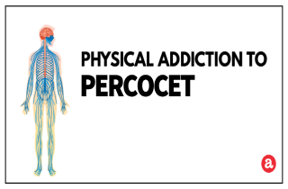 Physical addiction to Percocet