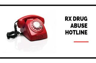 Prescription Drug Abuse Hotline
