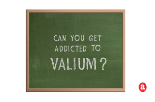 Can you get addicted to Valium?