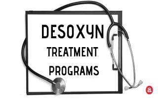 Desoxyn Addiction Treatment