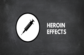 Heroin effects