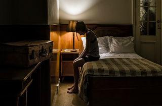 Leaving an addict boyfriend or husband