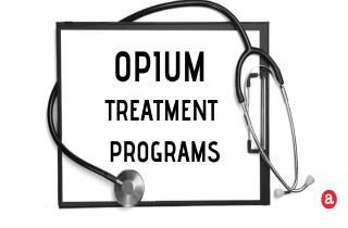 Opium Addiction Treatment
