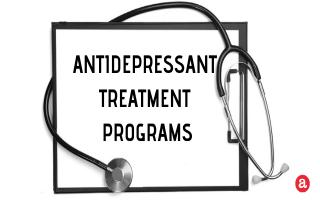Antidepressant Addiction Treatment