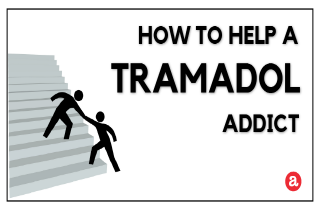 How to help a tramadol addict?