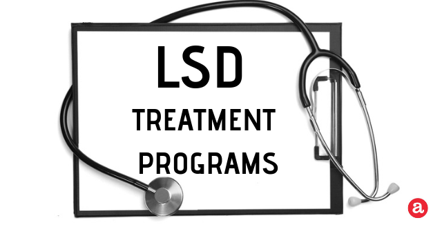 LSD Addiction Treatment