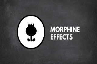 Morphine effects
