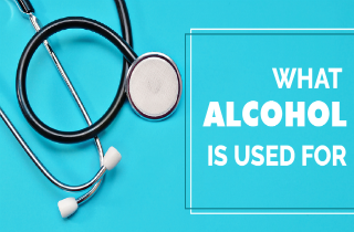 What is alcohol used for?