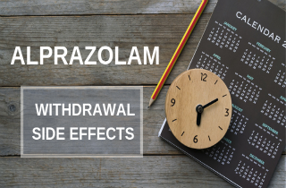 Alprazolam Withdrawal