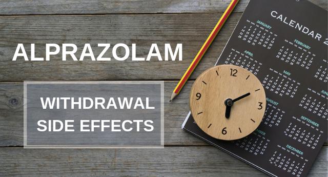 Alprazolam Withdrawal