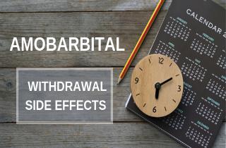 Amobarbital Withdrawal