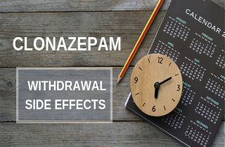 Clonazepam Withdrawal