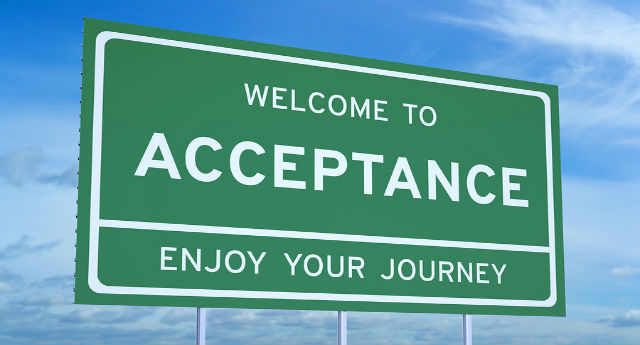 How to accept addiction and live with or without an addict