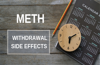 Meth Withdrawal