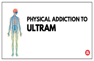 Physical addiction to Ultram