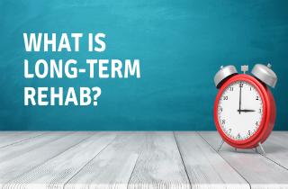 Long-term alcohol rehab: How long?