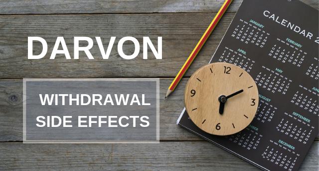 Darvon Withdrawal