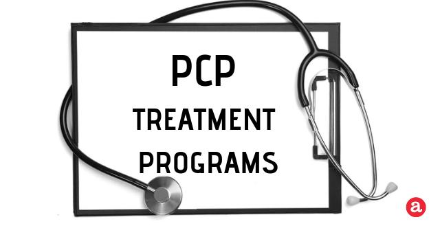 PCP Addiction Treatment