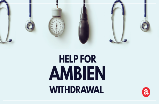 Help for Ambien Withdrawal