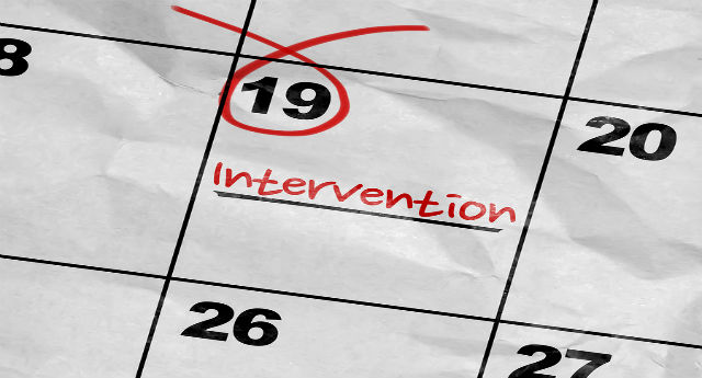 Can I Plan an Intervention on My Own or Do I Need Help?
