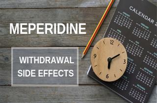 Meperidine Withdrawal
