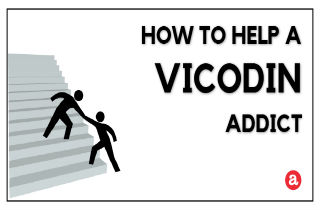 How to Help a Vicodin Addict