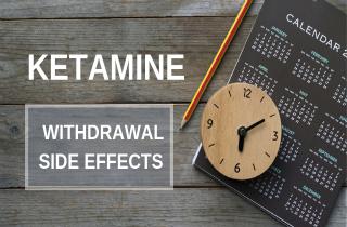 Ketamine Withdrawal