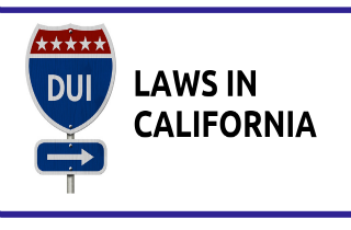 DUI Laws in California